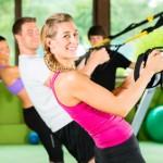 TRX ukázka cvičení