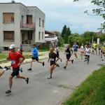 První kilometr